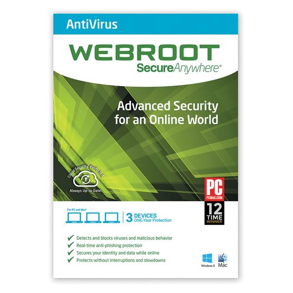 Antivirus-webroot
