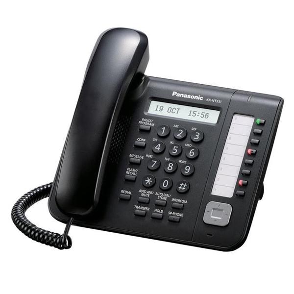 Panasonic-KX-NT551NE-B