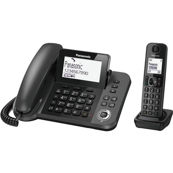 Panasonic-KX-TGF310-Ασύρματο-Τηλέφωνο