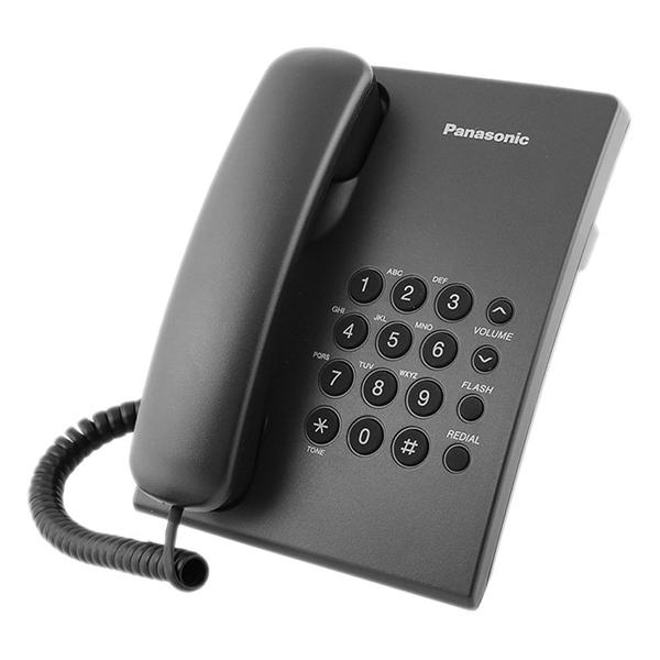 Panasonic-KX-TS500-Ενσύρματο-Τηλεφωνο