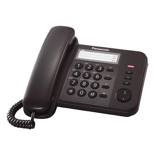Panasonic-KX-TS520-Ενσύρματο-Τηλεφωνο