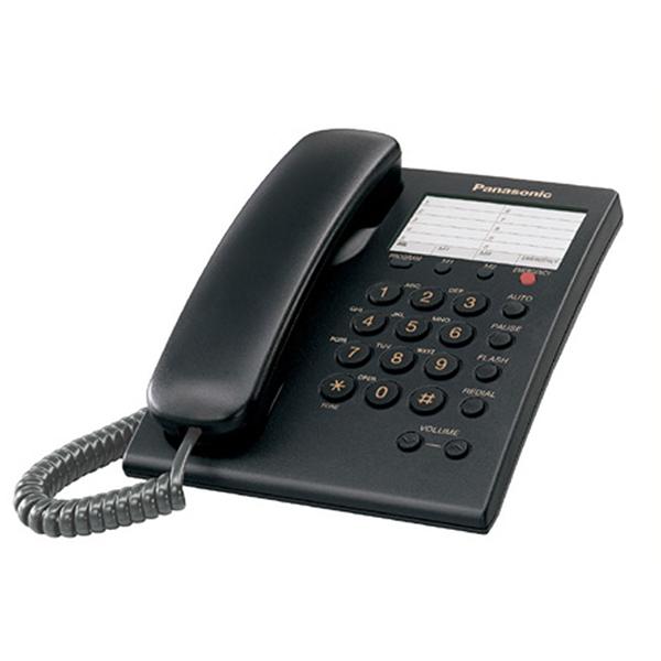 Panasonic-KX-TS550-Ενσύρματο-Τηλεφωνο
