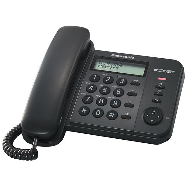 Panasonic-KX-TS560-Ενσύρματο-Τηλεφωνο