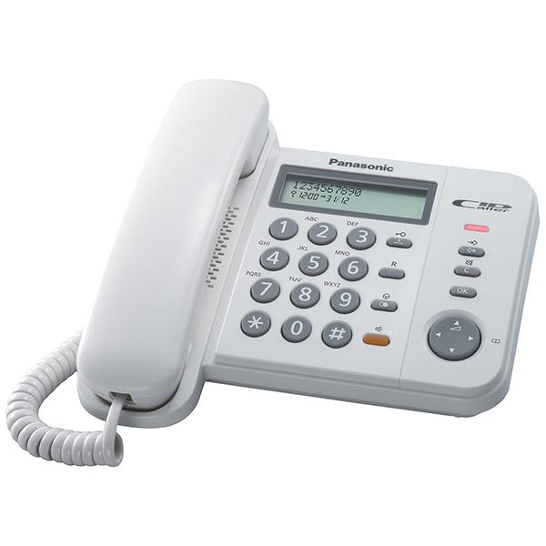 Panasonic-KX-TS580-Ενσύρματο-Τηλεφωνο