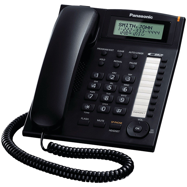Panasonic-KX-TS880-Ενσύρματο-Τηλεφωνο