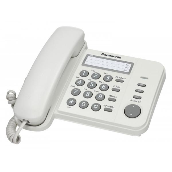 Panasonic-TS520-λευκό-χρώμα