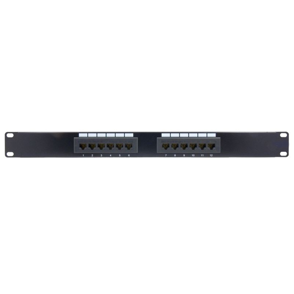 Patch-Panel-12-Port