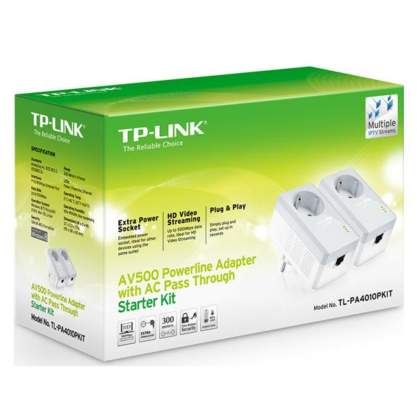 powerline-tp-pa4010pkit2