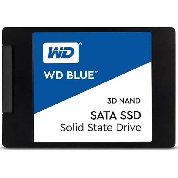 SSD Western Digital Blue 3D Nand