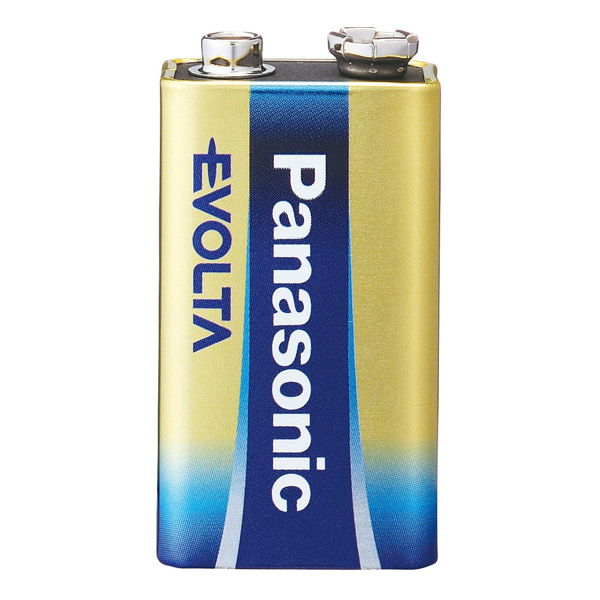 Panasonic Evolta 9v