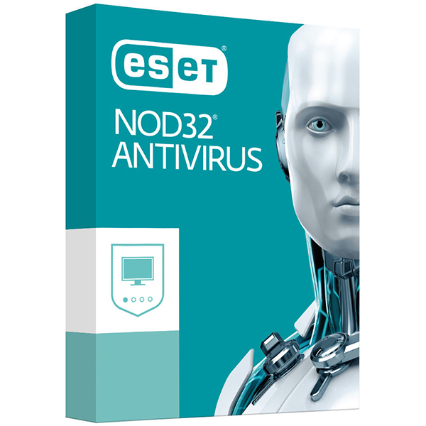 ESET NOD32 Antivirus 1 Year / 3 Users